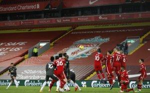 НА ЖИВО: Ливърпул - Манчестър Юнайтед 0:0
