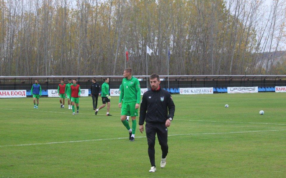 Кондиционният треньор на Пирин Георги Петров даде интервю за www.fcpirin.com,