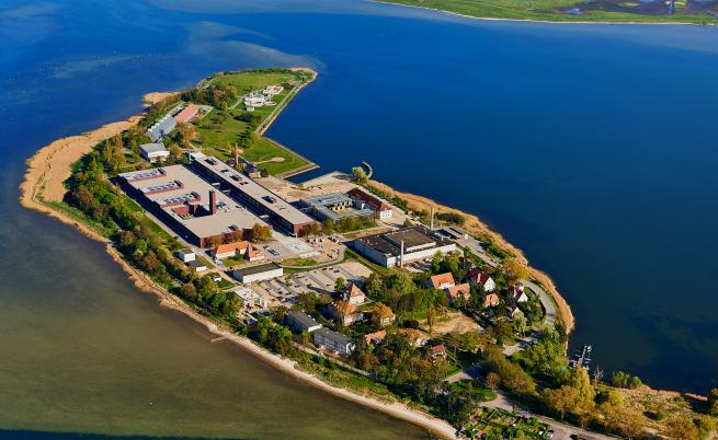 о. Риймс в Балтийско море