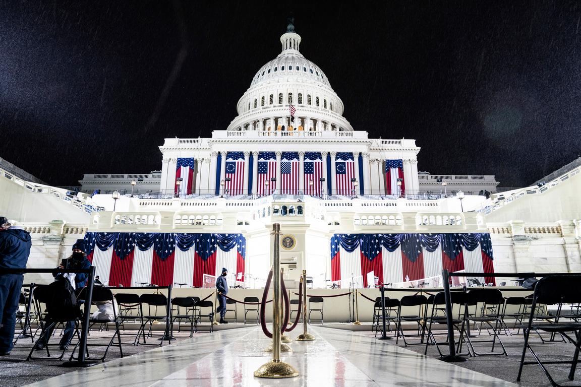 <p>Днес новият 46-и президент на САЩ Джоузеф Байдън ще встъпи в длъжност. Мерките за сигурност във Вашингтон стават все по-сериозни с всеки изминал час.</p>
