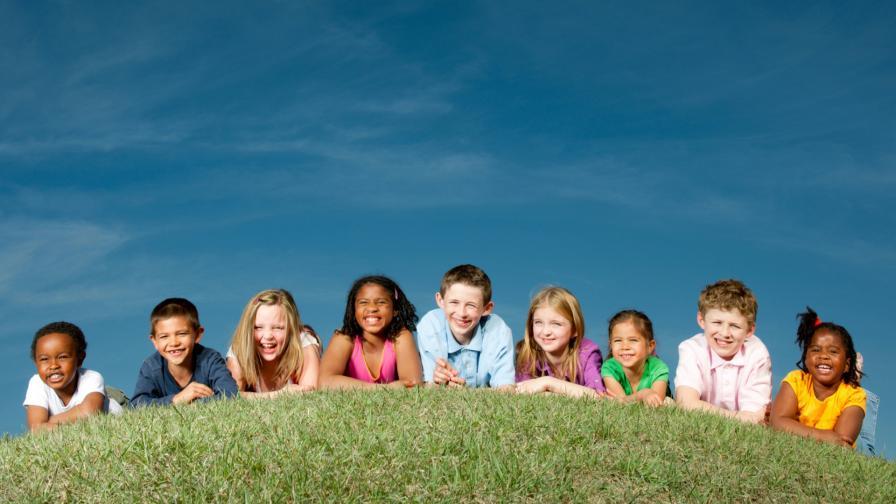 <p>Как изглежда детството в различните кътчета на света</p>