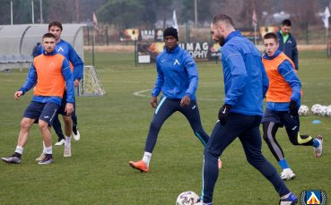 Трио в Левски не тренира