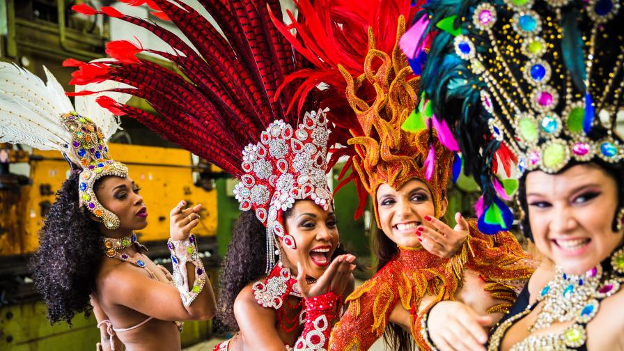 Коронавирусът отложи карнавала в Рио де Жанейро