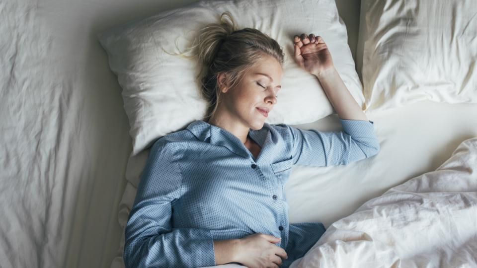 сън жена почивка безсъние