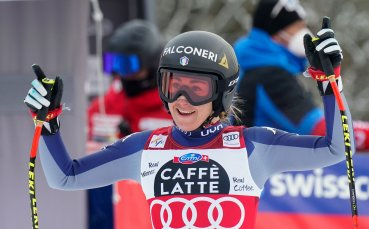 София Годжа закова победа №100 за Италия в стартовете за СК при дамите