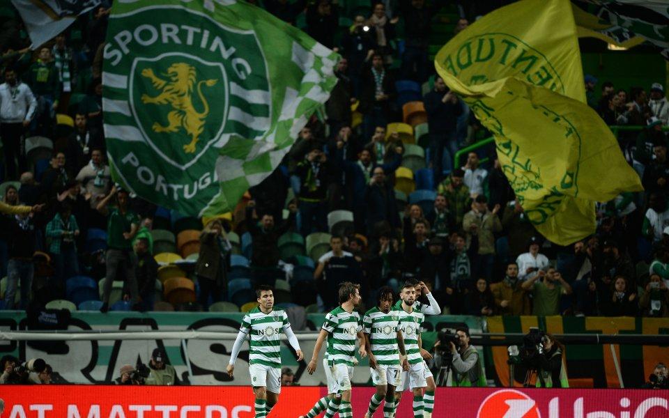 Спортинг Лисабон спечели Купата на Лигата в Португалия