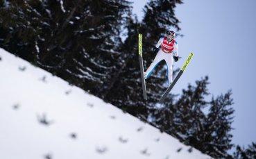 Норвежец спечели състезанието в ски скока в Лахти