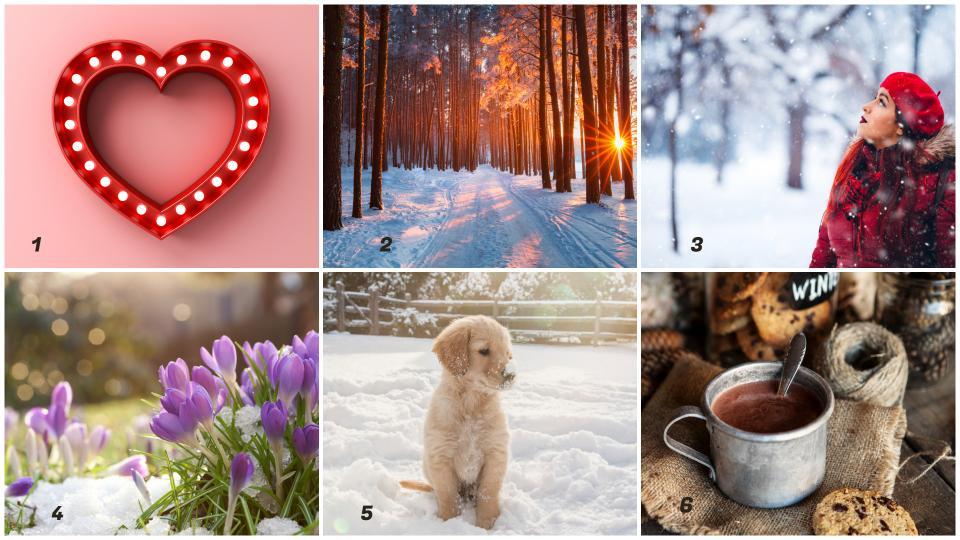 картинки февруари