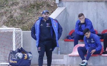 Владимир Димитров: Локомотив ни надигра и напълно заслужено спечели
