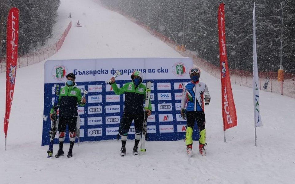 Калин Златков (Юлен) и сестра му Юлия Златкова (Юлен) спечелиха