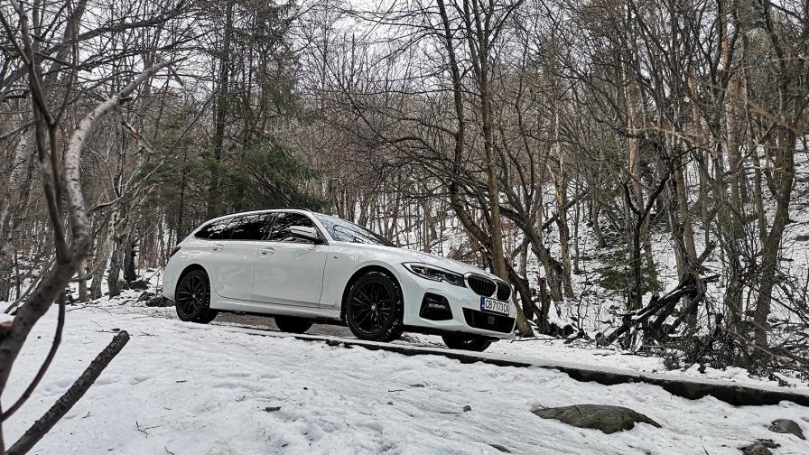 <p>BMW 330e Touring е перфектната комбинация (тест драйв)</p>
