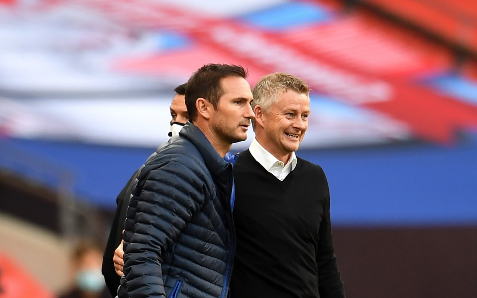 Мениджърът на Манчестър Юнайтед - Оле Гунар Солскяер, също подкрепи