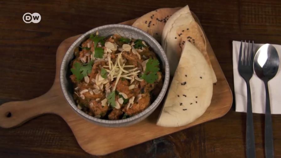 Това индийско ястие е създадено във Великобритания