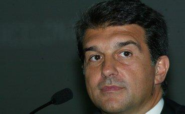 Любопитно: Назоваха фаворита на Лапорта за нов наставник на Барса