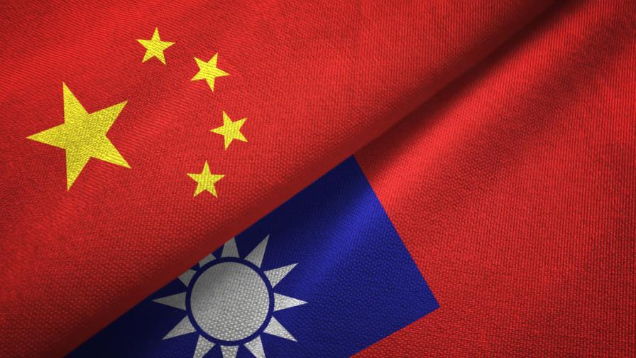 Китай към Тайван: Независимост означава война