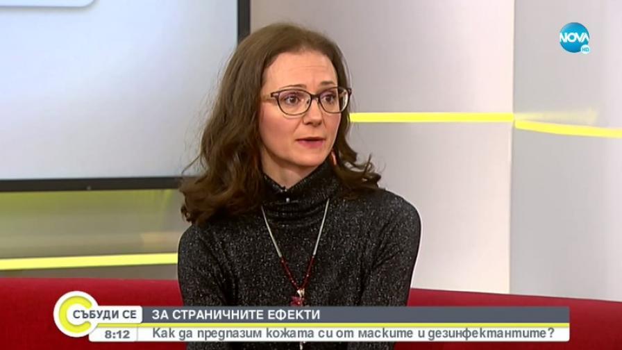 Дерматолог развенча митовете за обриви при коронавирус