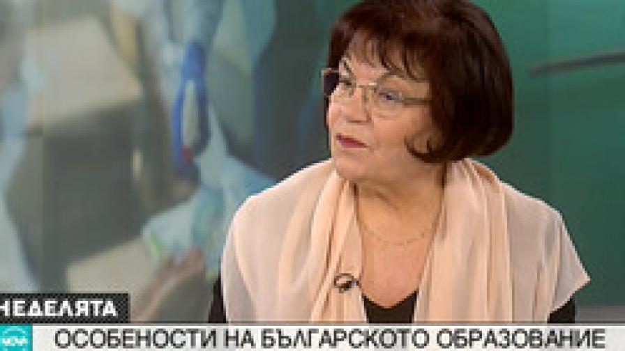 Янка Такева: Ще има удължаване на учебната година, обсъжда се новата да е от 10 септември