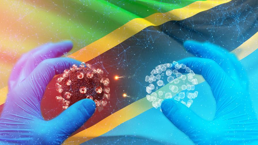 Танзания не иска ваксини, Бог премахнал COVID-19 оттам