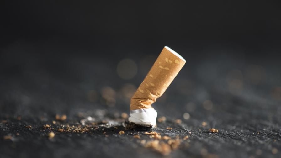 България втора в ЕС по брой пушачи