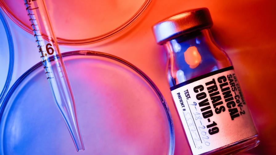 """Мащабно проучване: """"Пфайзер"""" е ефективна и при една доза"""