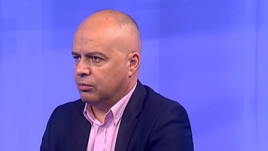 Свиленски: Без БСП Радев няма пак да стане президент