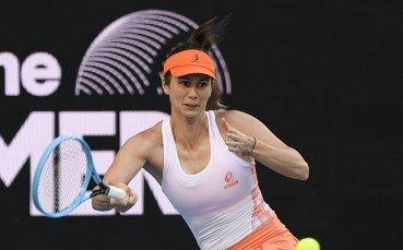 Пиронкова се класира за четвъртфиналите на турнира по тенис на трева в Нотингам