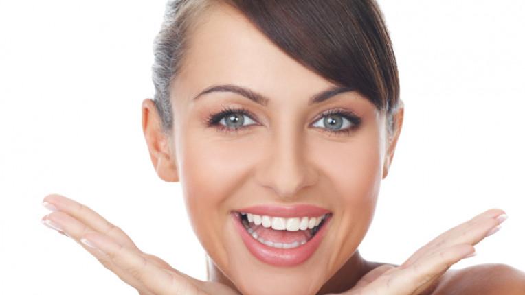 зъби усмивка уста хигиена