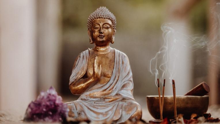 Буда будизъм медитация духовно мистично
