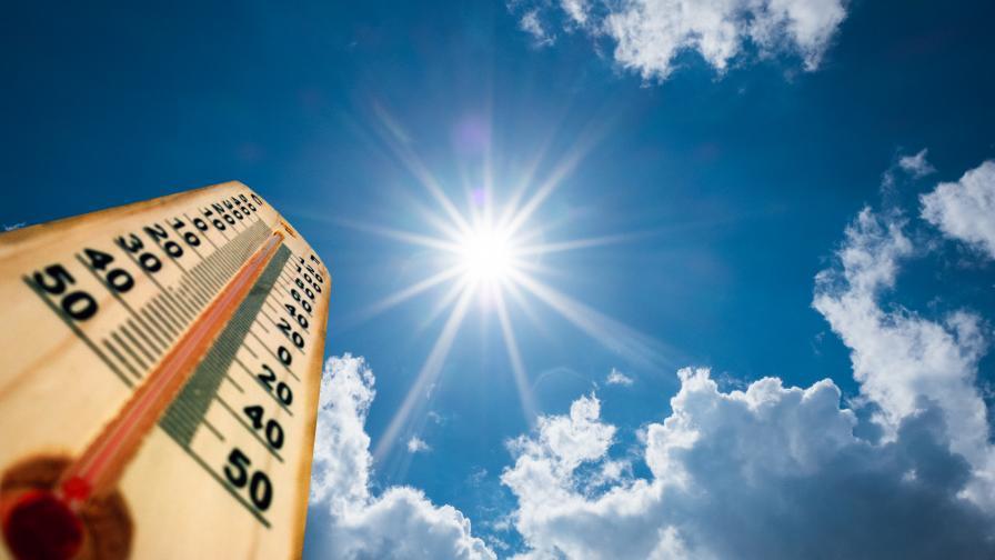 Температурен рекорд за втори пореден ден в Хасково