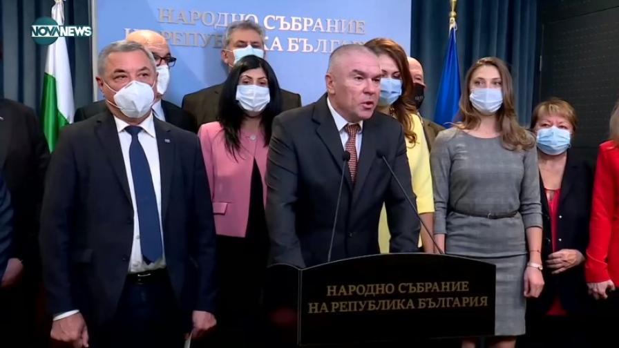 """""""Воля"""" и НФСБ ще се явят заедно на изборите на 4 април"""