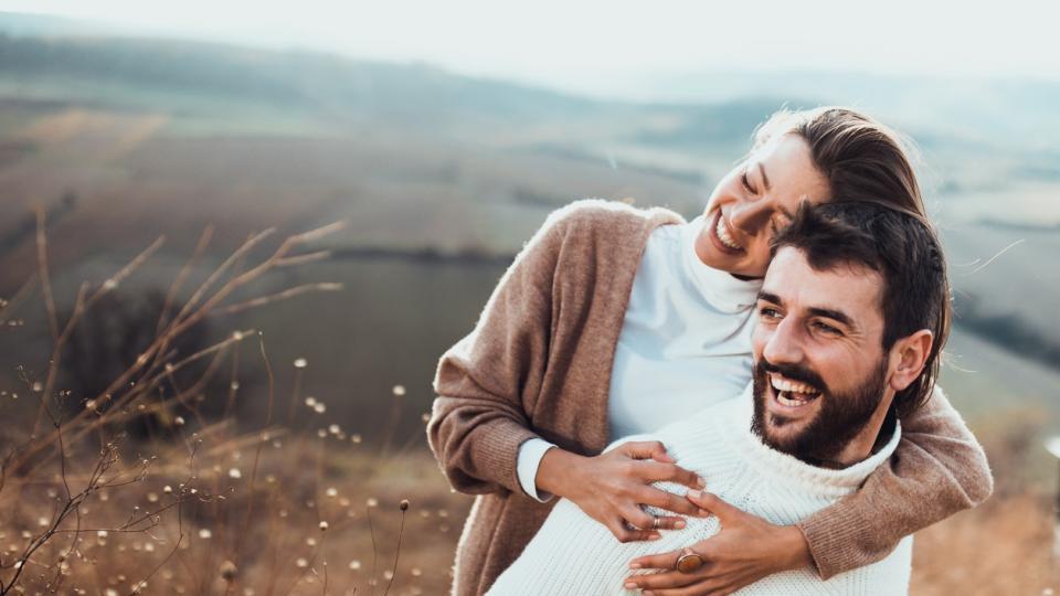 любов природа двойка връзка
