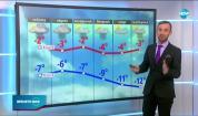 Прогноза за времето (13.02.2021 - обедна емисия)