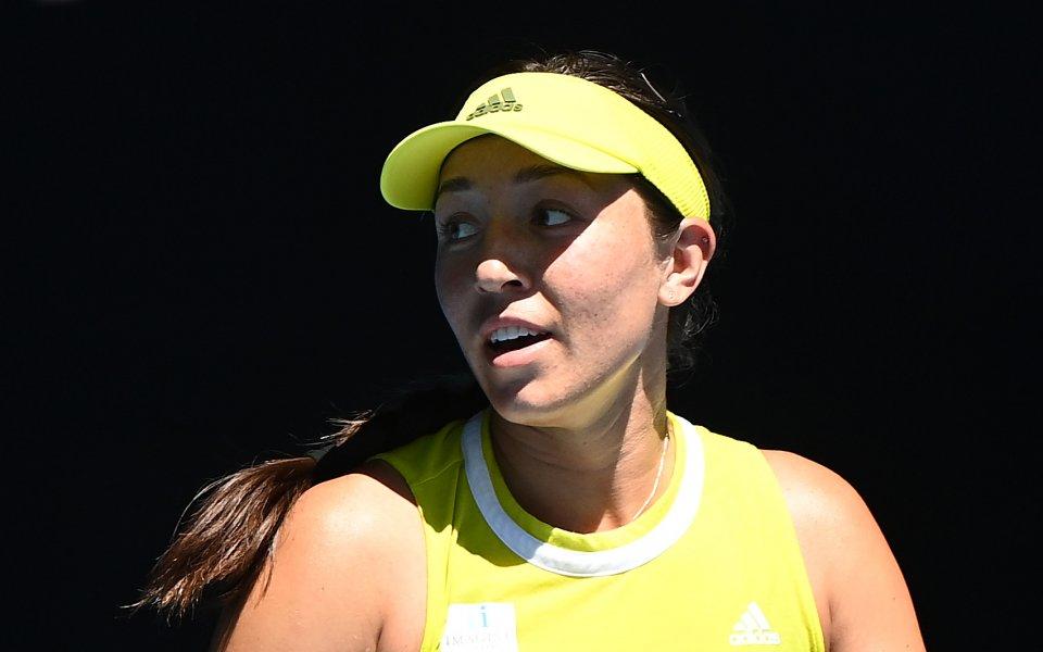 Американката Джесика Пегула се класира на четвъртфиналите на Australian Open,
