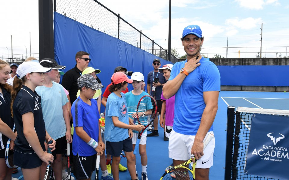 Едно от най-талантливите момичета в българския тенис Росица Денчева ще