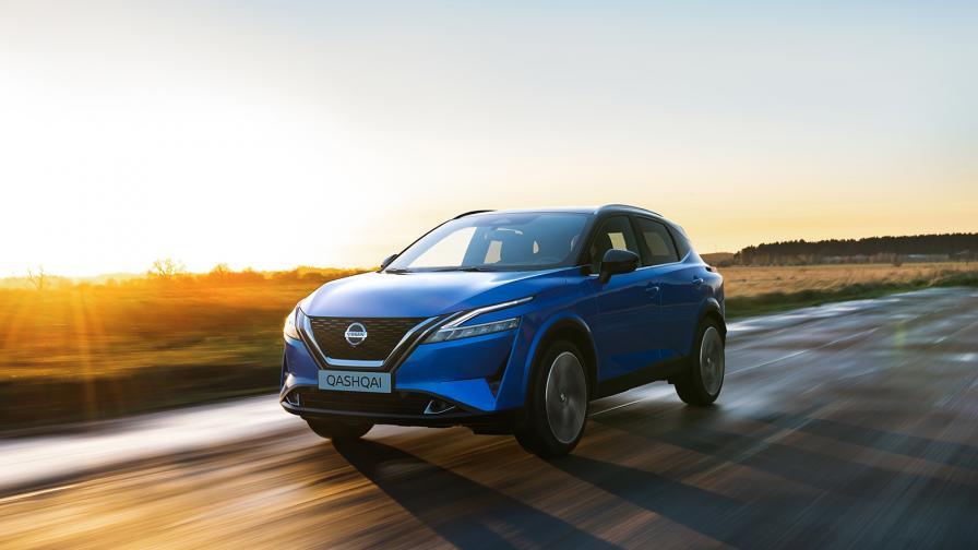 <p>Новият Nissan Qashqai е кардинално променен</p>