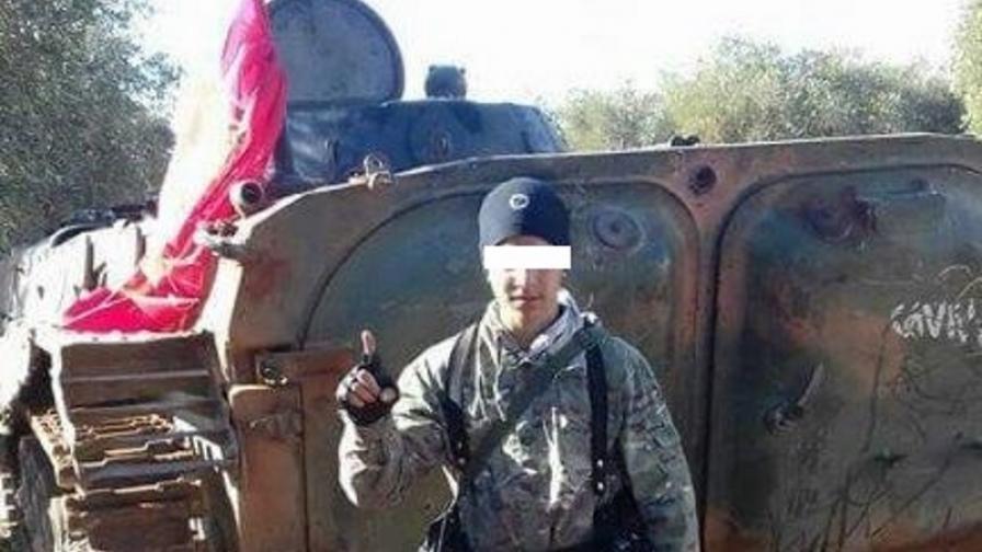 Българин на съд за тероризъм, участвал в бойни действия в джихадистки групировки в Сирия