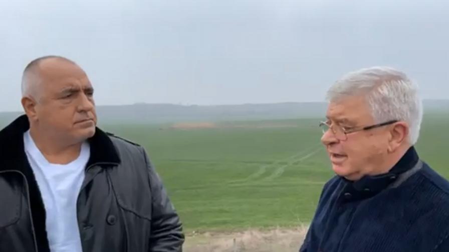 <p>Борисов: Ние сме единствената държава, за която това се случва</p>