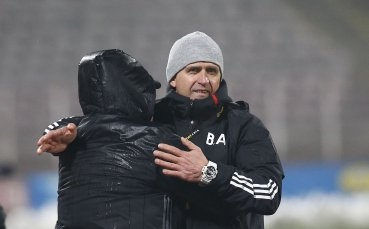 Акрапович: Проблемите нямат значение, трябваше да защитим името на ЦСКА