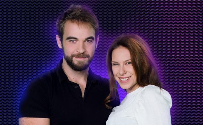 Стефания и Анджело