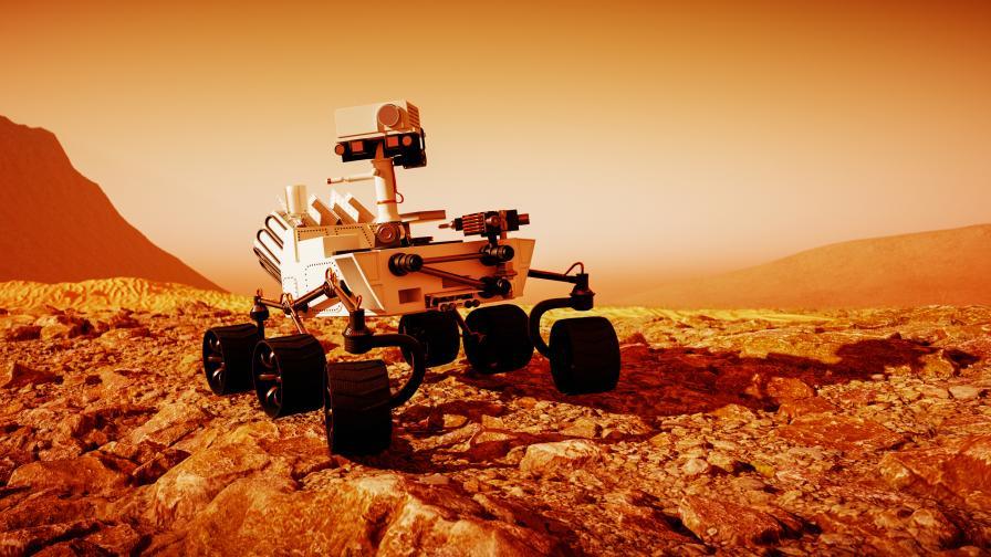 Мини-хеликоптерът на Марс с първи доклад за състоянието си