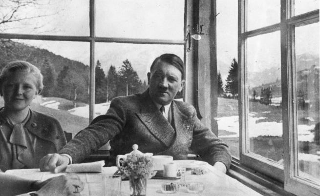 Адолф Хитлер, Ева Браун