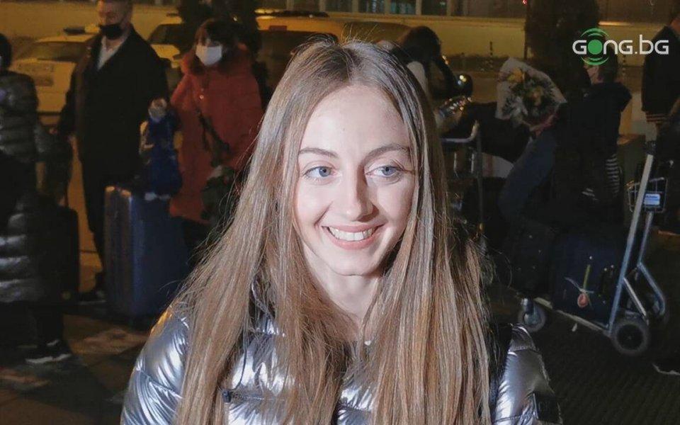 Направилата фурор на турнира по художествена гимнастика в Москва Боряна