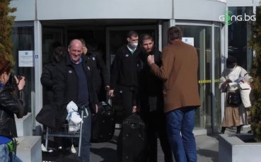 Националите по баскетбол се завърнаха в България