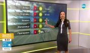 Прогноза за времето (24.02.2021 - сутрешна)