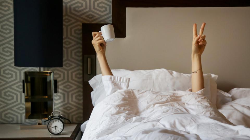 дневен легло сън