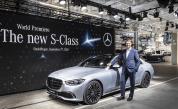 <p>Daimler обмисля по-ранно спиране на колите с ДВГ</p>