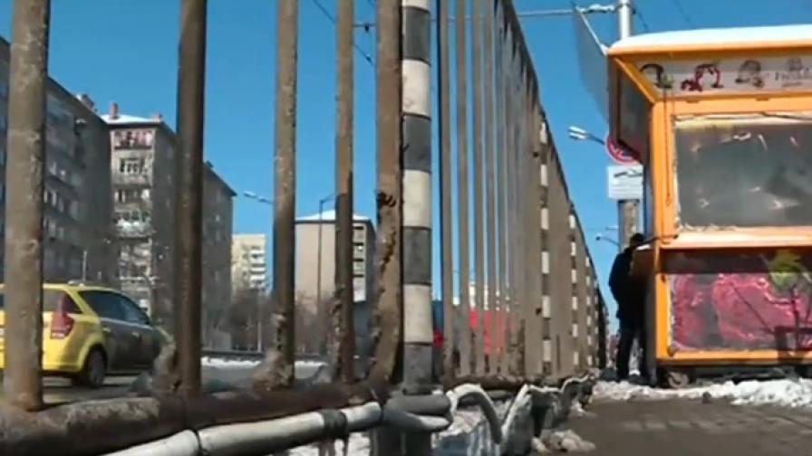 Павилионите с кабела - убиец в София са незаконни