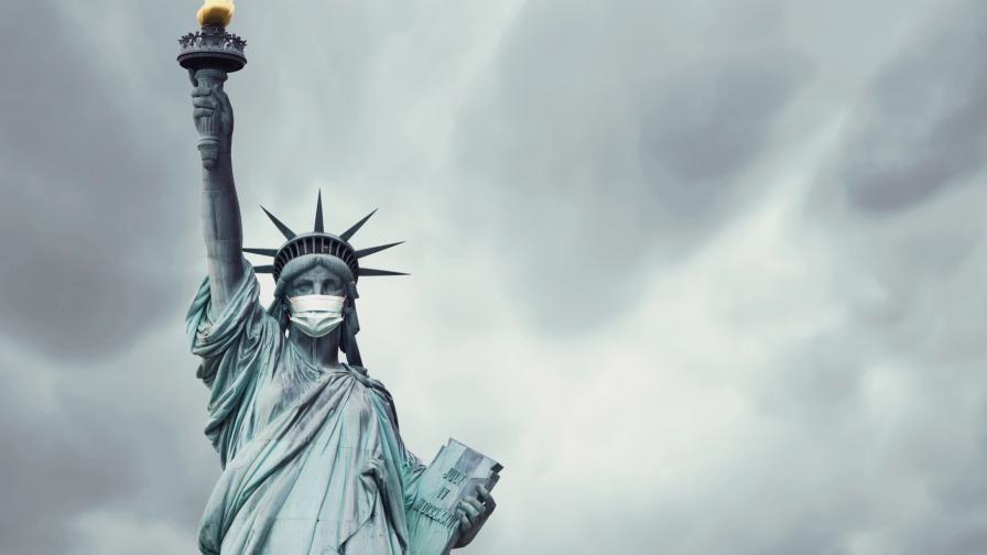 <p>Засякоха нов вариант на вируса в Ню Йорк</p>