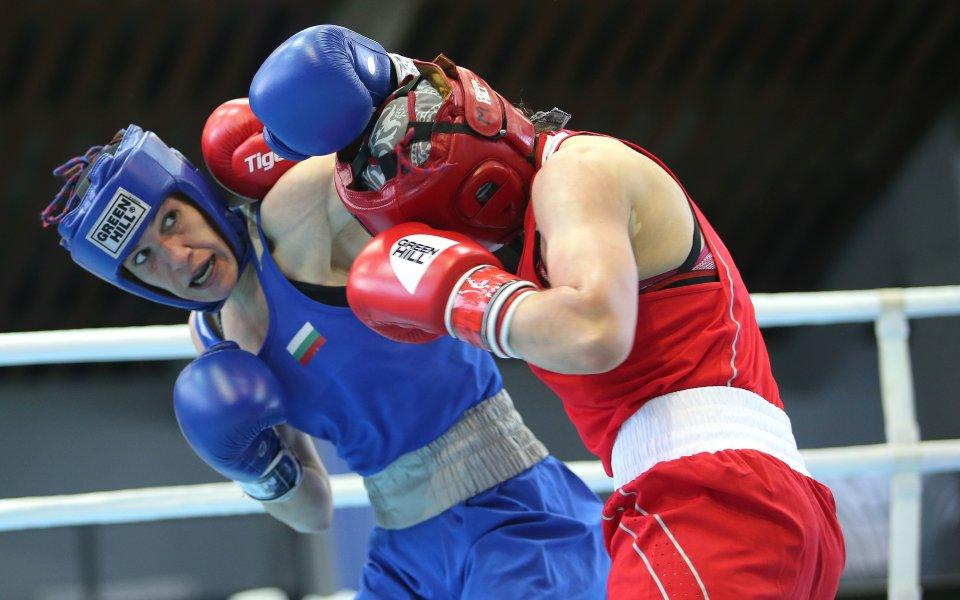 Станимира Петрова ще играе финал в категория до 57 кг на Купа