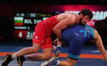 Магамаев ще се бори за титлата, Янева и Милов - за бронза в Киев